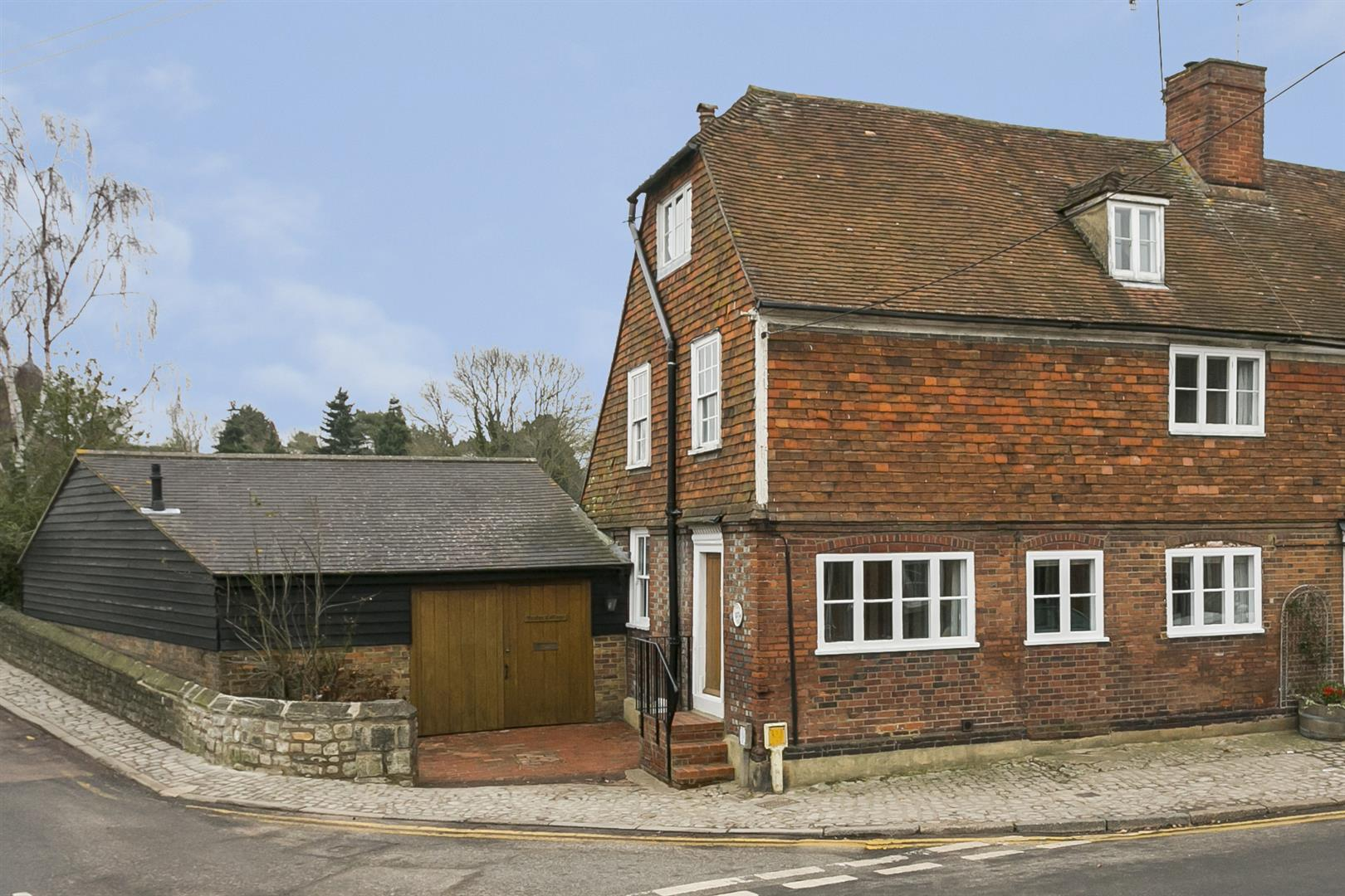 4 Bedrooms Detached House for sale in High Street, Yalding, Maidstone